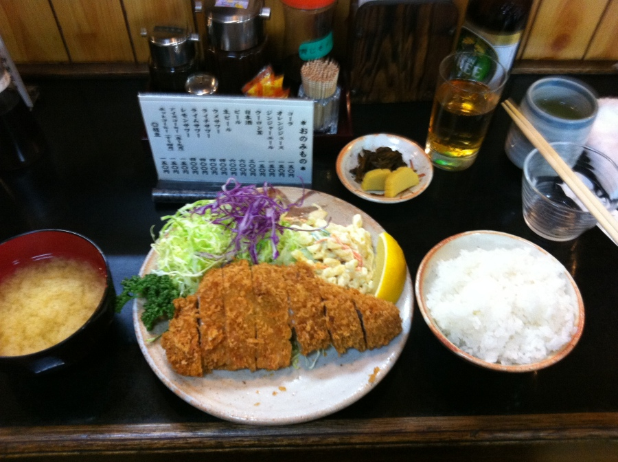 013 Tonkatsu Restaurant