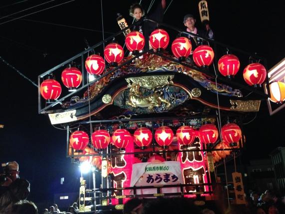 158 Yatai Festival, April 2014