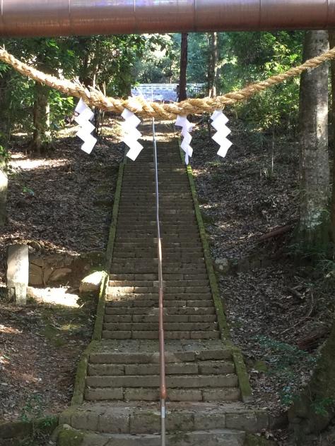 054 Jizoin Temple and Okura Tsuna Shrines