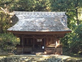 056 Jizoin Temple and Okura Tsuna Shrines