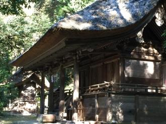 061 Jizoin Temple and Okura Tsuna Shrines