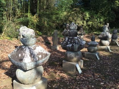 160 Lord Utsunomiyas cemetery