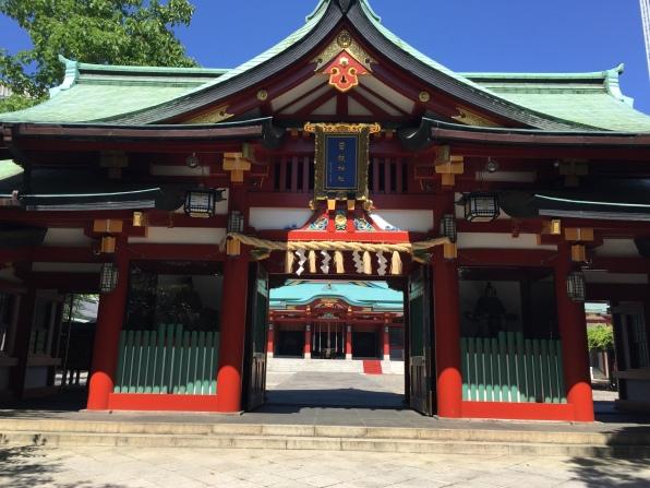 008 Hie Shrine Tokyo May 2015
