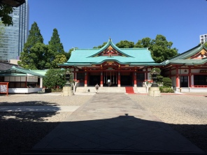 012 Hie Shrine Tokyo May 2015
